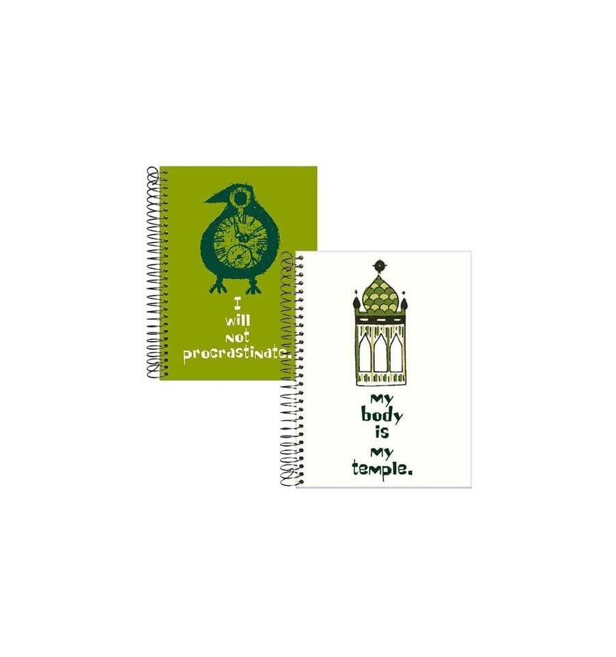 Motivational Notebook Journal Set by Pamela Barsky