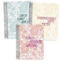 Writer's Inspiration - Set of 3 Pamela Barsky Designer Notebooks