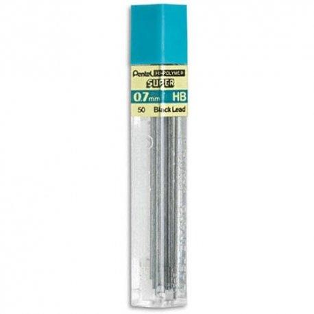 0.7 mm Pentel Refill Leads HB