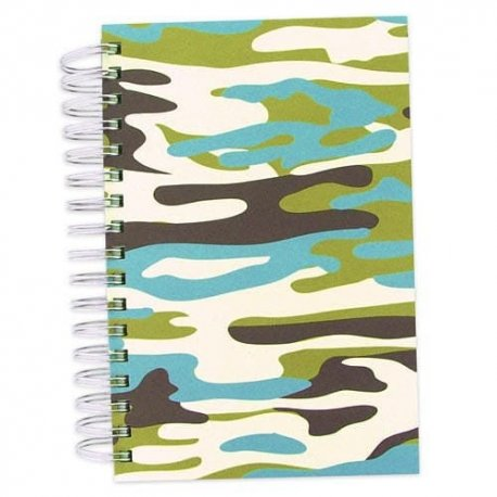 Colour: notebook / journal with 150 lined pages