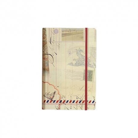 In Transit Small Passport Organizer - Par Avion 4.25x6.5