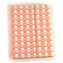 Skull and Crossbones Journal - Pink