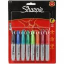 Sharpie Fine Point Color Mini Markers 8-Pack