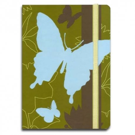 Swallowtail Butterfly Journal 5x7