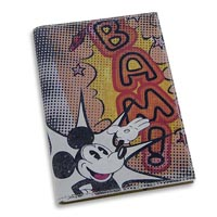 Mickey Mouse Journal View: Genuine Walt Disney Stationery Collection Journal